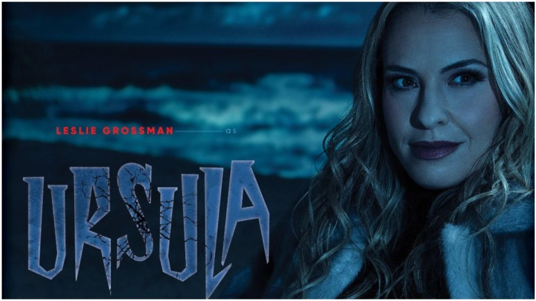 Leslie Grossman stars as Ursula in FX's American Horror Story: Double Feature