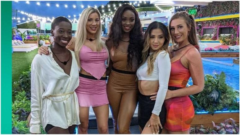 Love Island USA girls