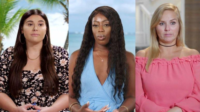 Aryanna, Martine, and Amber