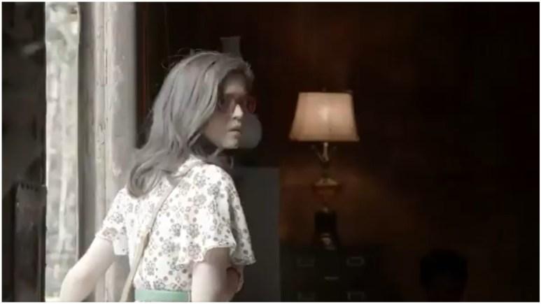 Margot Bingham as Stephanie, as seen in Episode 2 of AMC's The Walking Dead Season 11