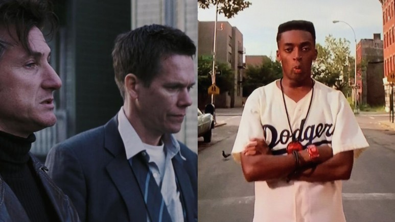 Mystic River and Do the Right Thing are dramas on Netflix