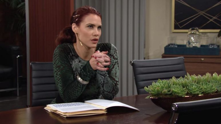 The Young and the Restless spoilers tease Sally gets a reality check.