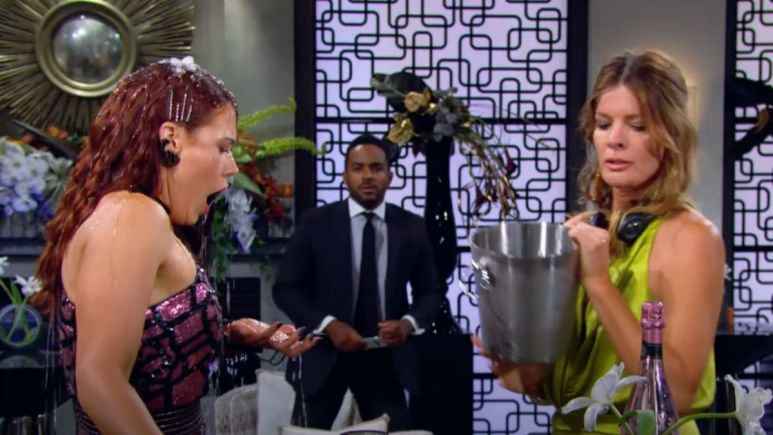 The Young and the Restless spoilers tease the claws are out between Sally and Phyllis.
