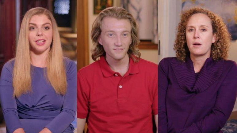 Ariela, Steven, and Ellie