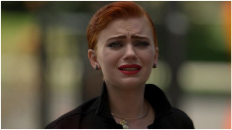 Sienna McCormick stars as Scarlett, as seen in Episode 7 of FX's American Horror Stories Season 1