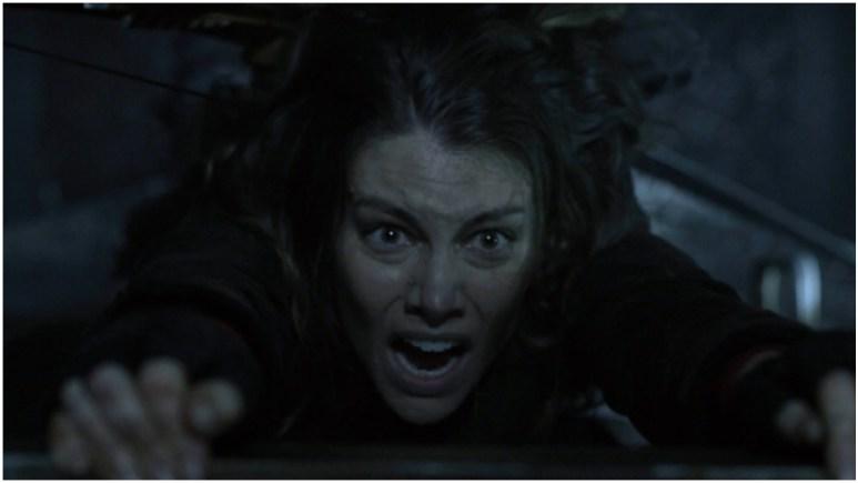 Lauren Cohan stars as Maggie Rhee, as seen in the Season 11 trailer for AMC's The Walking Dead