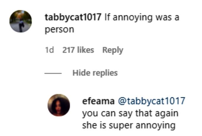 90 day fiance fans called ariela weinberg annoying on instagram