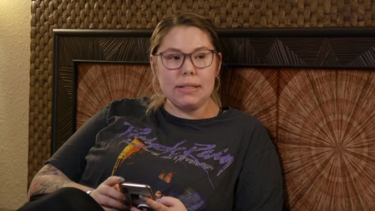 Teen Mom 2 star Kailyn Lowry explains why she feels disrespected by Chris Lopez joining the franchise