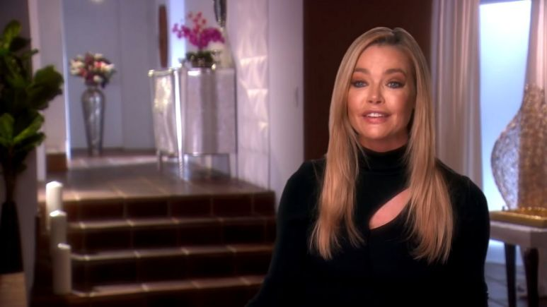 Could former RHOBH star Denise Richards make a return to the show?