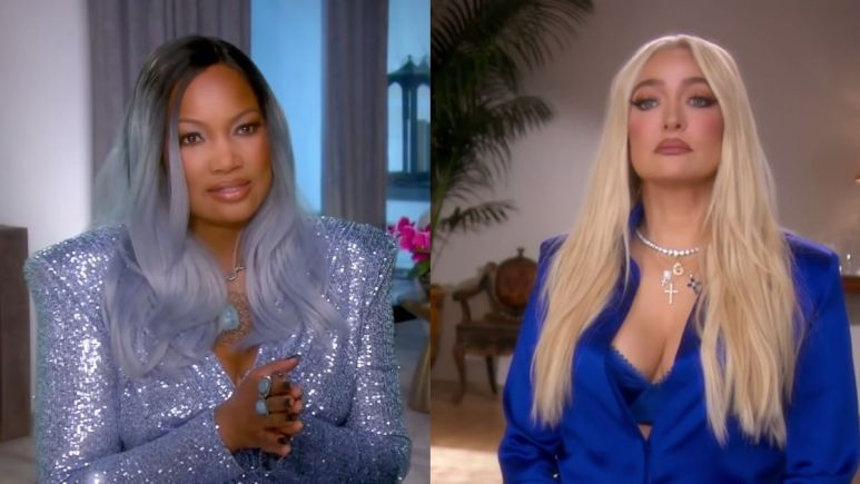 RHOBH star Garcelle Beauvais gives her opinion on Erika Jayne and Tom Girardi