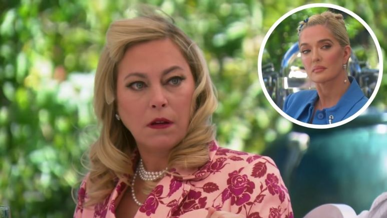 RHOBH star Sutton Stracke talks latest jab from Erika Jayne in latest episode