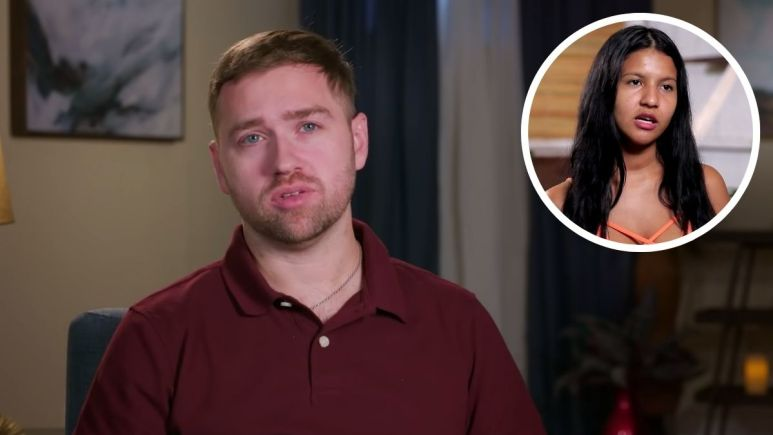 90 Day Fiance star Paul Staehle says a woman has taken over Karine Martins's account