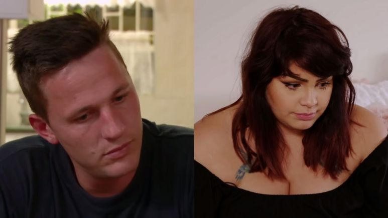 90 Day Fiance:Happily Ever After? star Ronald Smith shares nasty message from Tiffany Franco