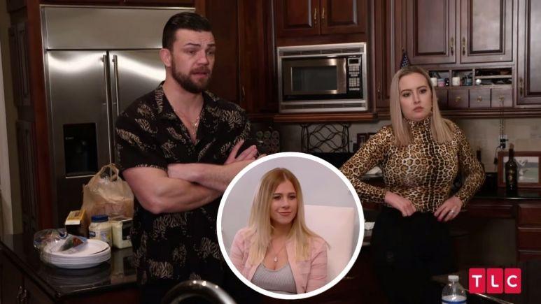 90 Day Fiance star Megan Potthast talks family feud with Elizabeth Potthast and Andrei Castravet