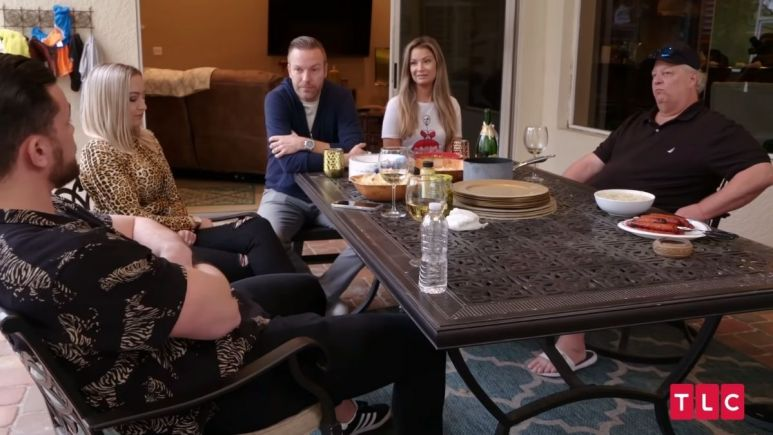 90 Day Fiance: Happily Ever After? star Chuck Potthast throws shade at his family