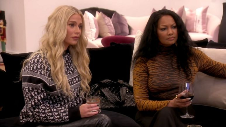 RHOBH star Dorit Kemsley thinks Garcelle is going after her