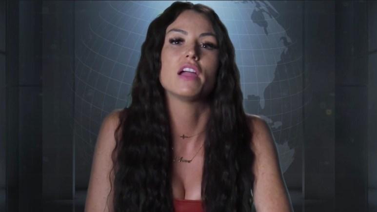 the challenge star amanda garcia in spies lies allies preview