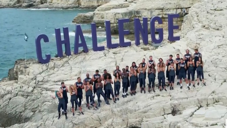 the challenge season 37 episode 3 cast members at daily challenge