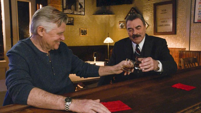 Treat Williams and Tom Selleck