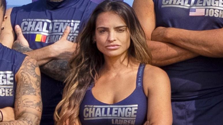 lauren coogan of the challenge season 37 spies lies allies