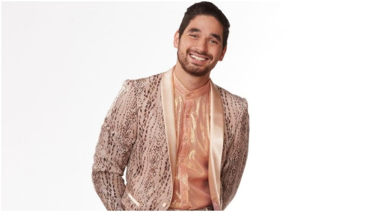 Alan Bersten from Dancing with the Stars