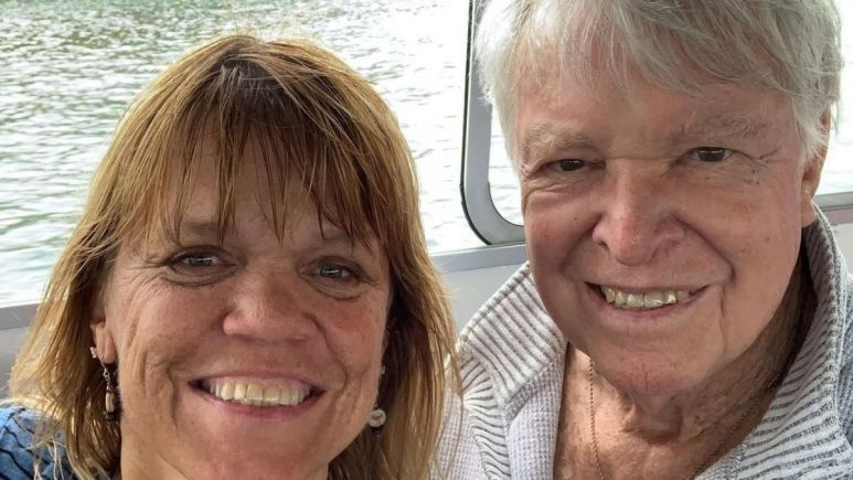 Amy Roloff of LPBW and her dad Gordon