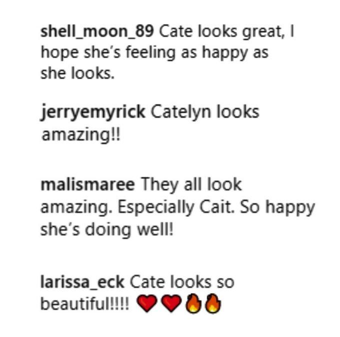 teen mom talk on instagram shared catelynn's family pics and teen mom og fans gushed