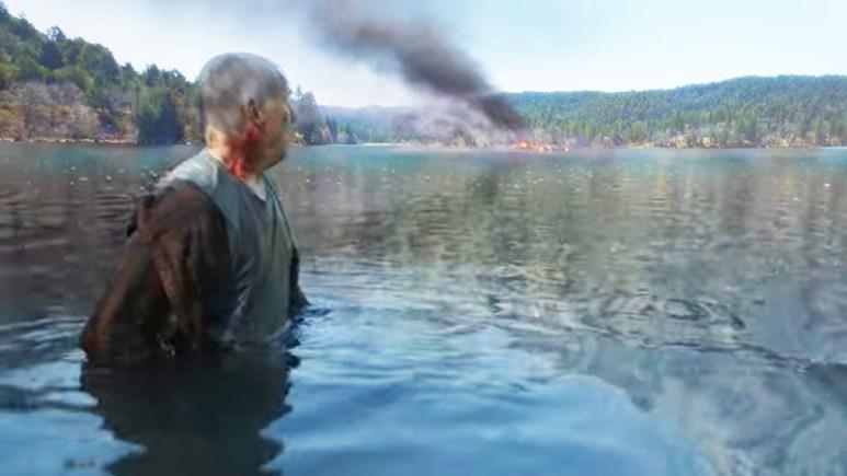 Gibbs Boat Explosion NCIS