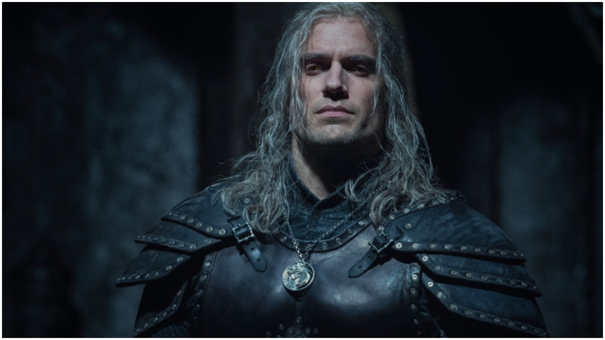 Henry Cavill stars as Geralt of Rivia in Season 2 of Netflix's The Witcher