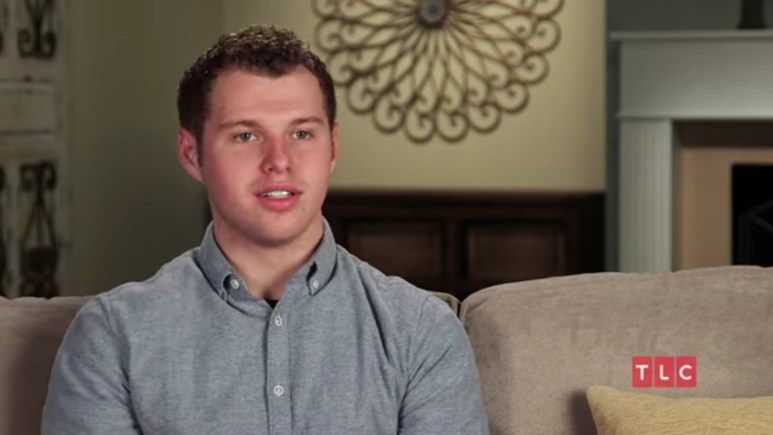 Jeremiah Duggar on Counting On.
