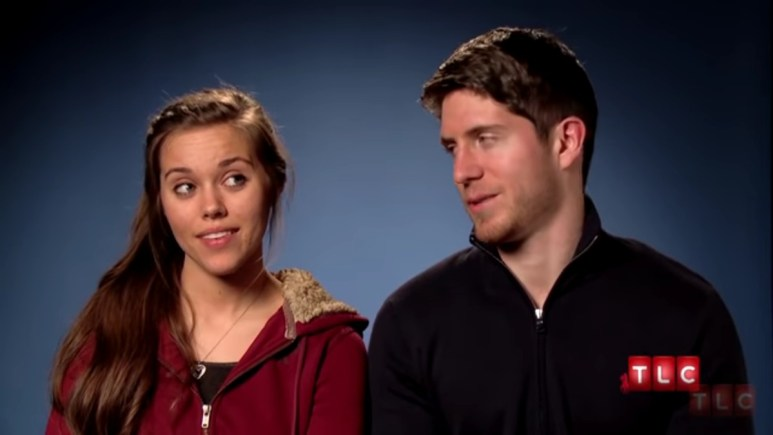 Jessa and Ben talking about courting.