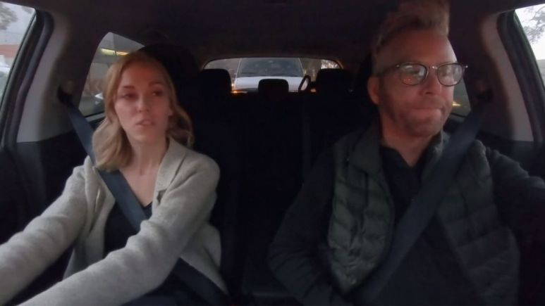 Kenny and his daughter on 90 Day Fiance: The Other Way.
