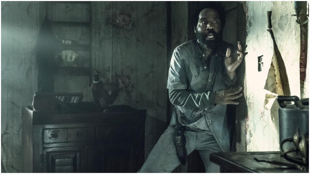 Kevin Carroll stars as Virgil, as seen in Episode 6 of AMC's The Walking Dead Season 11