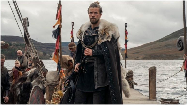 Leo Suter stars as Harald Hardrada in Season 1 of Netflix's Vikings: Valhalla