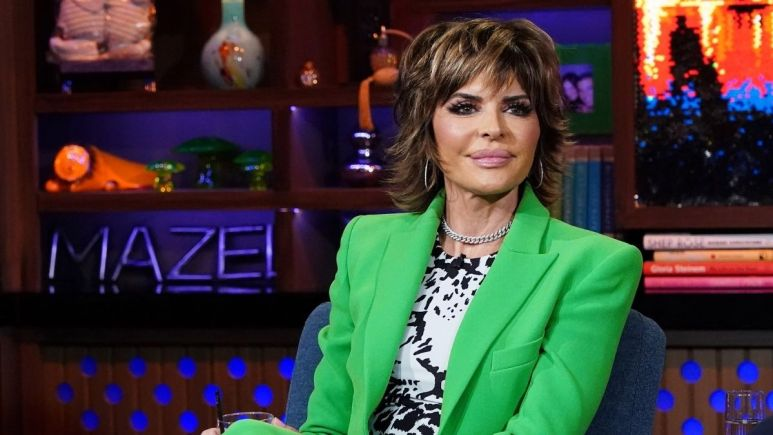 How much is Lisa Rinna's net worth?