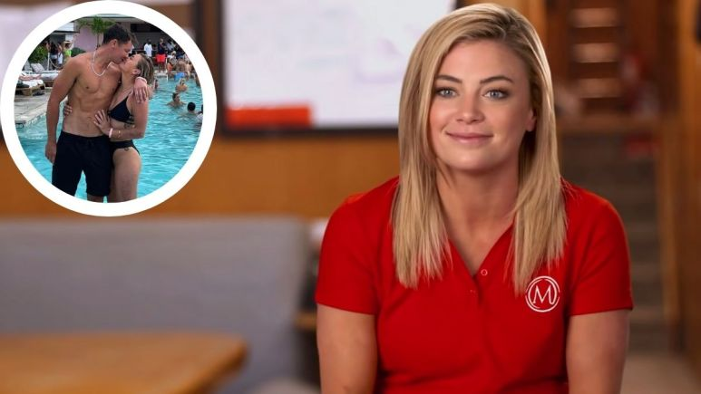 Below Deck Med: Malai White confirms romance with engineer Jake Baker.
