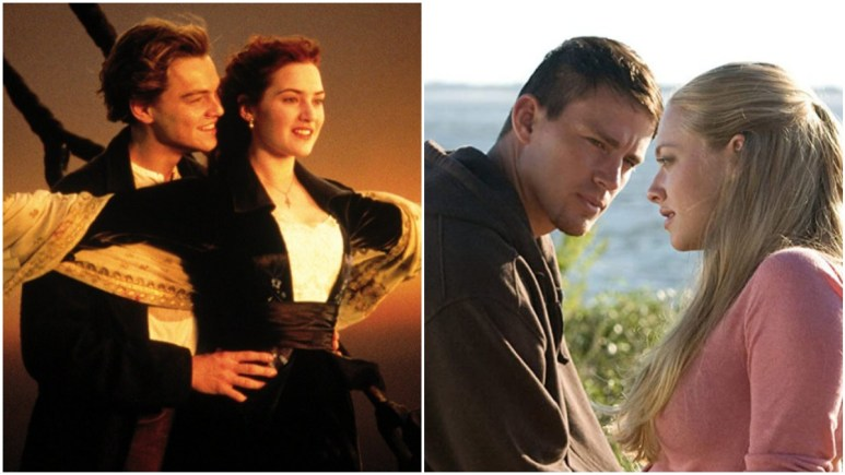 Titanic and Dear John
