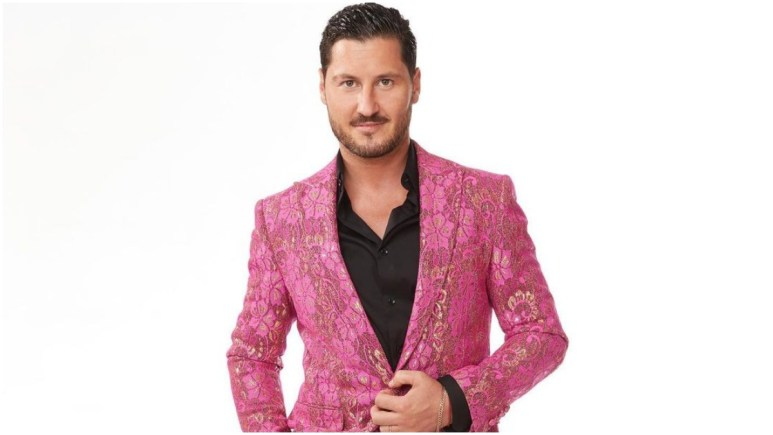 Valentin Chmerkovskiy from Dancing with the Stars