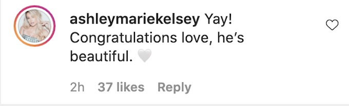 the challenge ashley marie kelsey comments on jenna baby photos