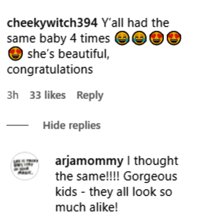 tyler baltierra's fans commented on rya rose's first pic on instagram