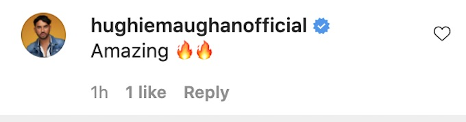 hughie maughan the challenge comments emy alupei ig post