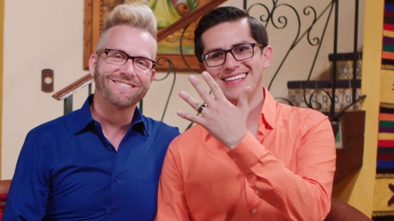 Kenny and Armando on 90 Day Fiance: The Other Way