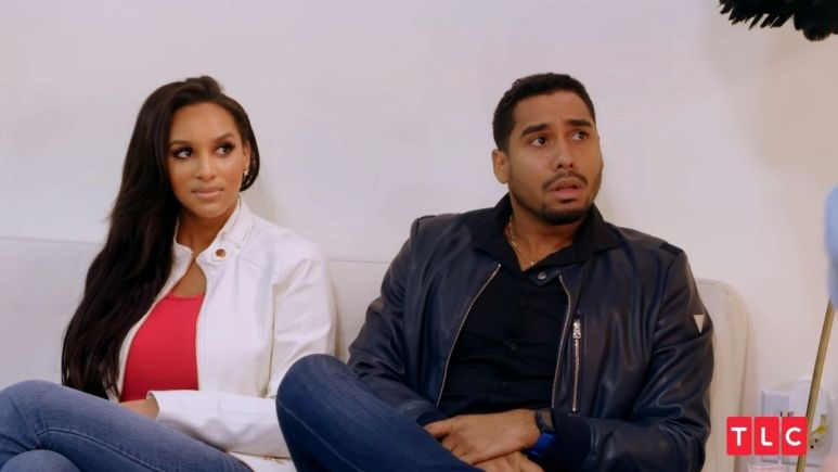 Chantel Everett surprises viewers with secret about husband Pedro Jimeno during their appearance on 90 Day Bares All