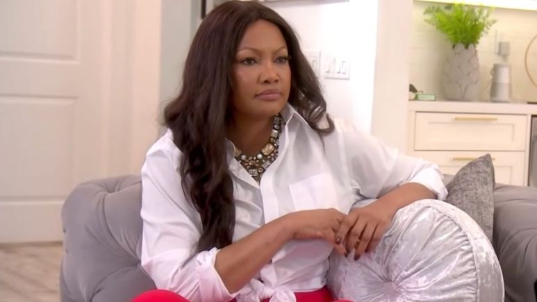 RHOBH star Garcelle Beauvais thinks guy her matchmaker picked for her is hot.