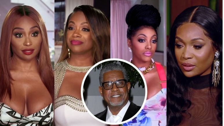 Several Atlanta Housewives have sent condolences to NeNe Leakes following news of Gregg Leakes's death