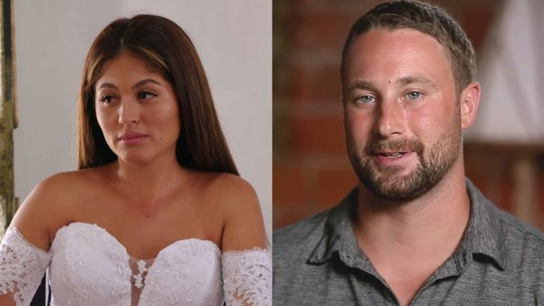 90 Day Fiance:The Other Way star Corey Rathgeber says Evelin Villegas asked to keep their marriage a secret