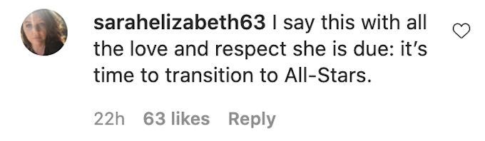 aneesa ferreira injury comment from challenge fan