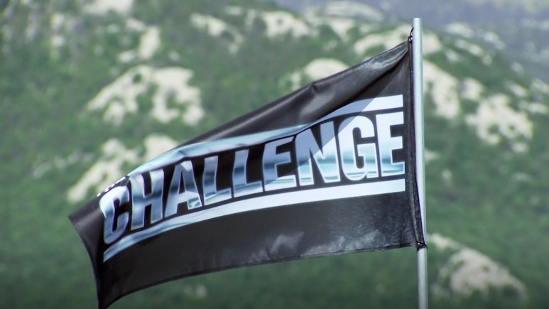 the challenge flag during spies lies and allies mission