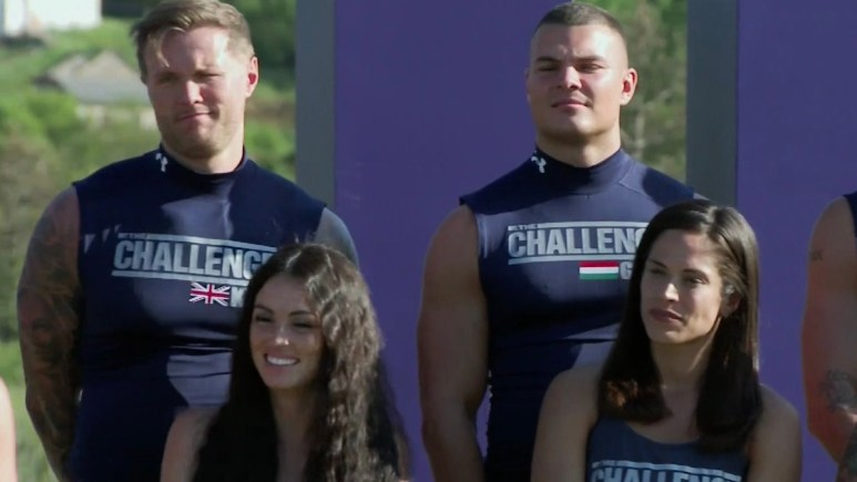 the challenge season 37 cast members at daily mission