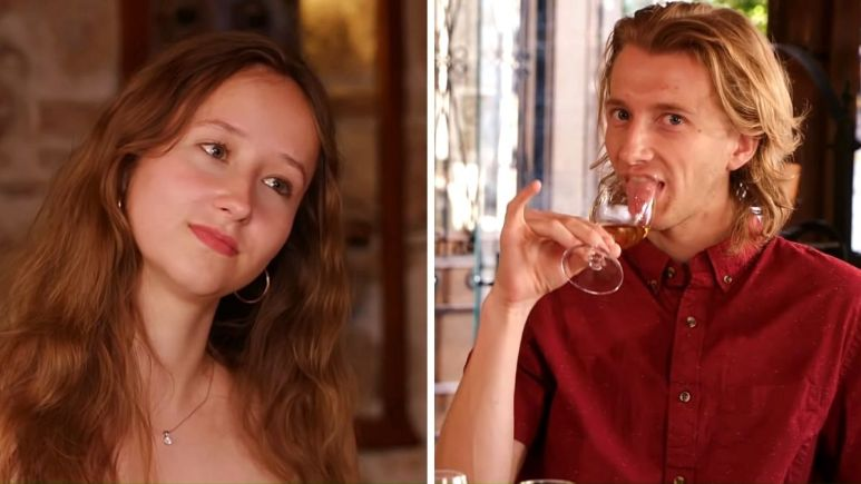 Alina and Steven Johnston of 90 Day Fiance: The Other Way